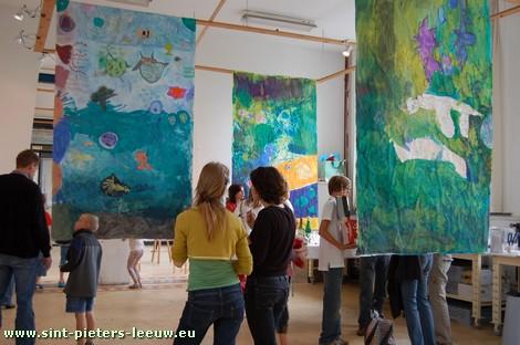 Zomeratelier Leeuwse Kunstacademie