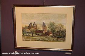 'Kasteel van Beersel' - Maurice Claes