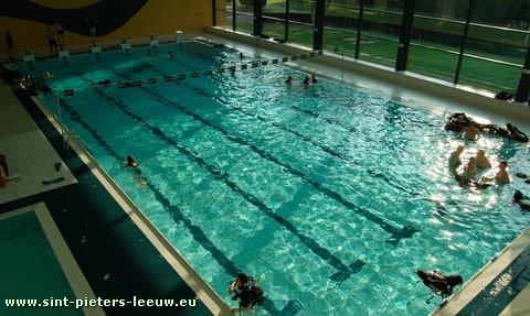 Zwembad sint pieters leeuw nieuwssite for Piscine woluwe saint pierre