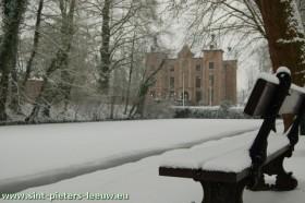 2009-01-05-sint-pieters-leeuw_coloma-sneeuw-bank