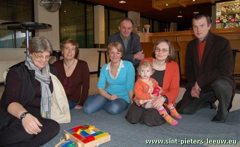 Opening Mammacafé Sint-Pieters-Leeuw