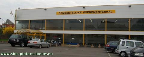 Evenementenhal Sint-Pieters-Leeuw