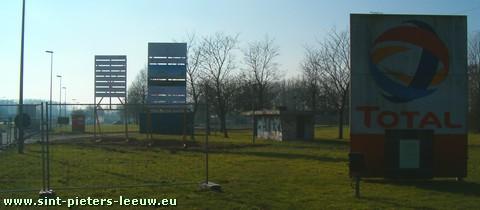 Bouw Total dienstencentrum E19, Ruisbroek