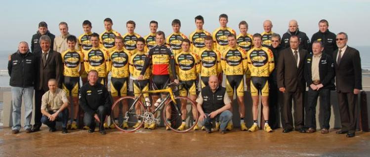 Continental Cycling Team Jong Vlaanderen 2009