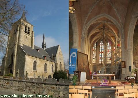 Sint-Pieter-en-Pauluskerk Sint-Pieters-Leeuw