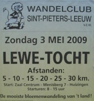 2009-05-03-lewe-tocht