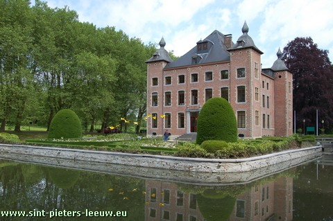Coloma kasteel Sint-Pieters-Leeuw
