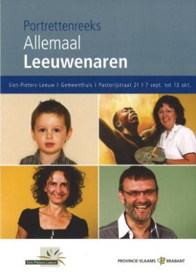2009-10-13-allemaal_leeuwenaren_affiche