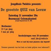 2009-11-21-jeugdhuis-Twidrio-Quiz
