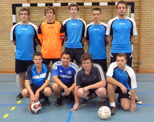 ploegfoto Lions FC