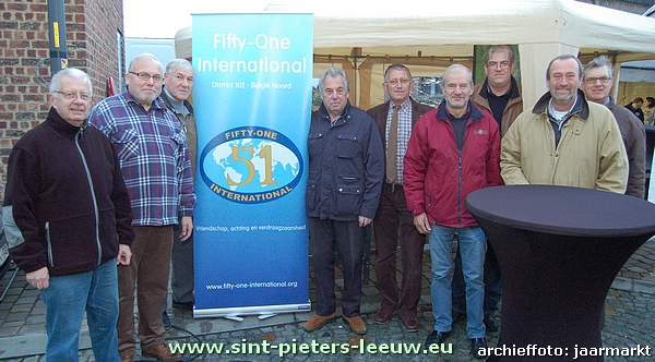 2013-01-03-Service-Club-Fifty-One-Coloma_Sint-Pieters-Leeuw
