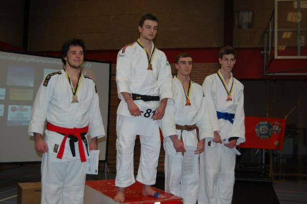2013-01-21-judo_3de Imberechts Mauro U 21 -81 kg