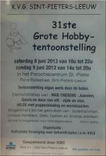 2013-06-09-affiche_KVG_31stegrotehobbytentoonstelling