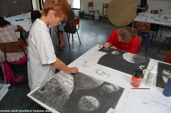 2013-08-07-zomer-atelier-kunstacademie_sint-pieters-leeuw