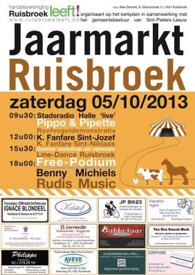 2013-10-05-affiche_jaarmarkt_Ruisbroek