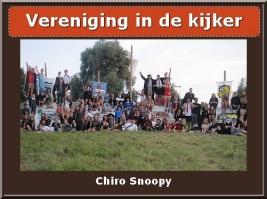 vereniging-in-de-kijker_chiro-snoopy