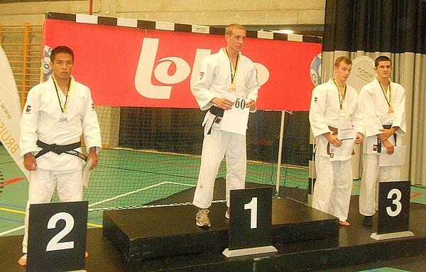 Ken Langens 2de –60 kg.