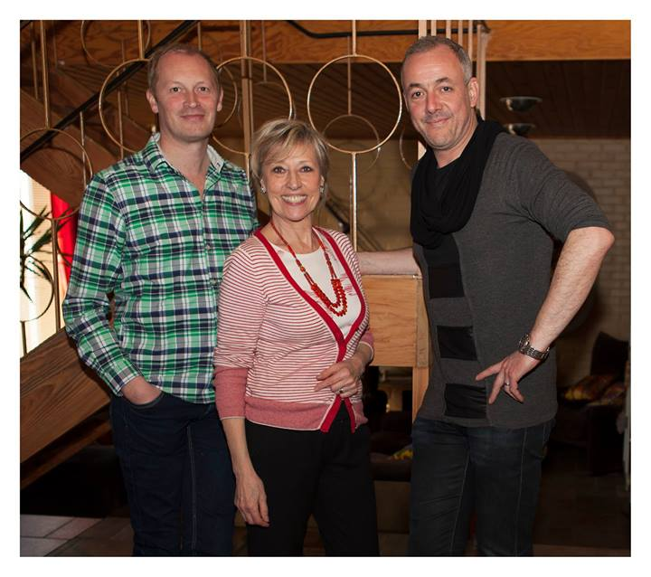 Stef Demol, Tonia en Geert Vanhassel