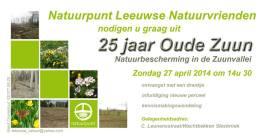 2014-04-27-flyer_25-jaar-oude-zuun