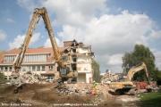 sloopwerken Wilgenhof Sint-Pieters-Leeuw