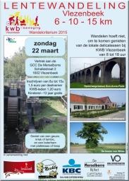 2015-03-22-affiche-Lentewandeling-KWB-Vlezenbeek