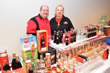 Johan Van Mierlo en Sandrina Van Handenhove,van Colanuts