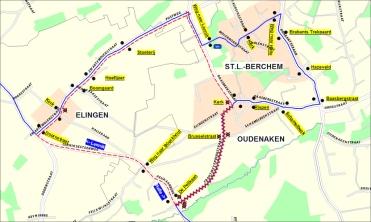 Lijn-163---St.-P.-Leeuw---Zuunbeek-F.-Weyenberg-afgesloten