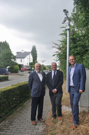 2017-06-28-cameraplan - Luc Deconinck Jan Desmet en Lucien Wauters - Postweg te Vlezenbeek