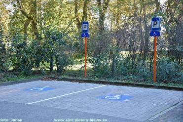 2017-10-14-ingang-Colomapark_parking_mindervaliden_gehandicapten