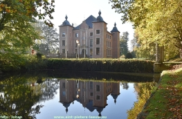2017-10-14-kasteel-Coloma_Sint-Pieters-Leeuw