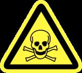 giftige stoffen - giftige damp