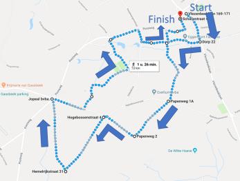 Omloop-7km