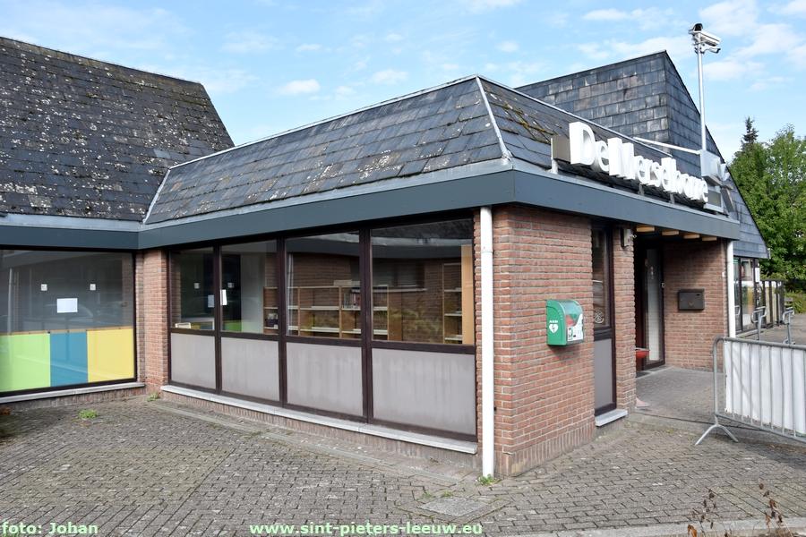 bibliotheekpunt in CC De Merselborre in Vlezenbeek