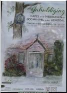 affiche inhuldiging kapel in de Meersteen