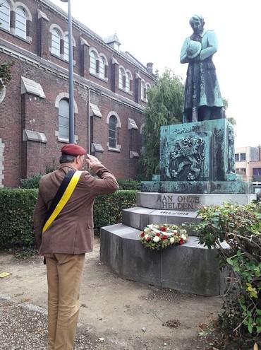 2018-10-29-kransneerlegging-herdenking_WOI_Sint-Pieters-Leeiw (2)