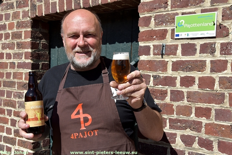 artisanale brouwerij 4 Pajot - victorius
