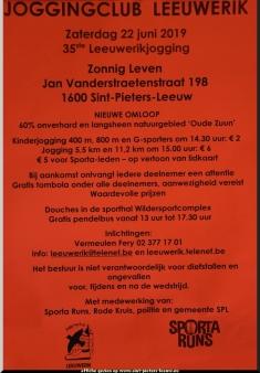 2019-06-22-affiche-35ste-Leeuwerikjogging