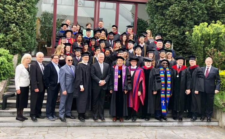 2019-06-08-Continental Theological Seminary graduation