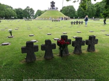 75 jaar bevrijding Normandië