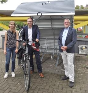 2019-08-12-voorstelling-fietskluis-station-Ruisbroek