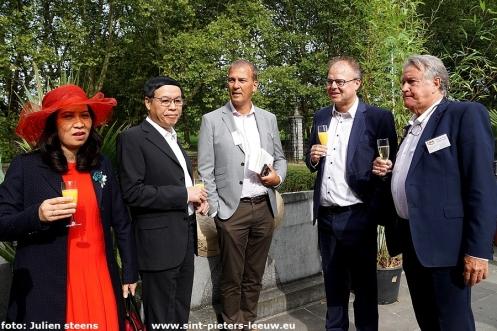Belgische-Vietnamese Alliantie organiseerde een Vietnamese Dag in Sint-Pieters-Leeuw