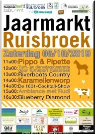 2019-10-05-affiche-jaarmarkt-Ruisbroek