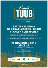 2019-11-13-FTAKKE_Brussels Tuub 2019-
