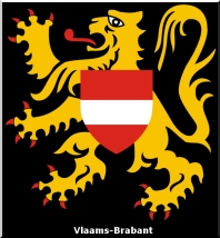 vlag_Vlaams-Brabant
